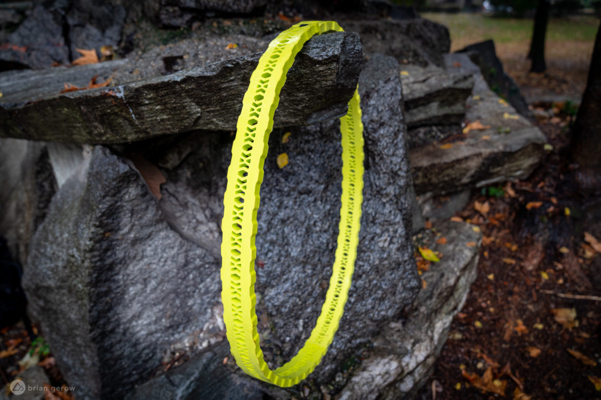 [Review] Slicy Smooth Mountain Bike Tire Inserts Cut Snake Bites, Rim Strikes, and Cost - Singletracks Mountain Bike News