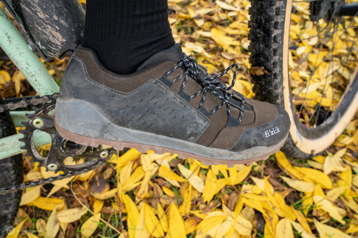 Fizik's Terra Ergolace X2 Clipless MTB Shoes Are in for the Long Hike [Review] - Singletracks Mountain Bike News