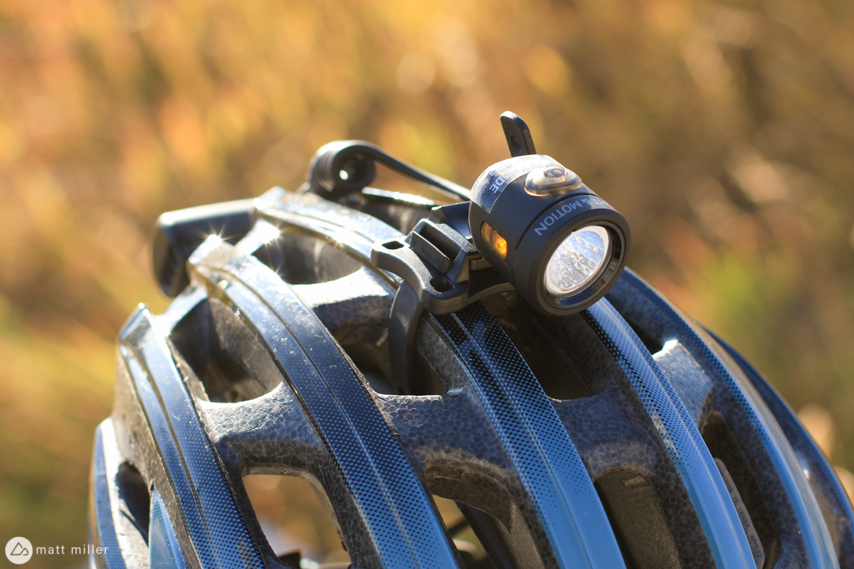 Light and Motion's Vis 360 Pro Helmet Light and Vya Pro Head and Taillights [Review] - Singletracks Mountain Bike News