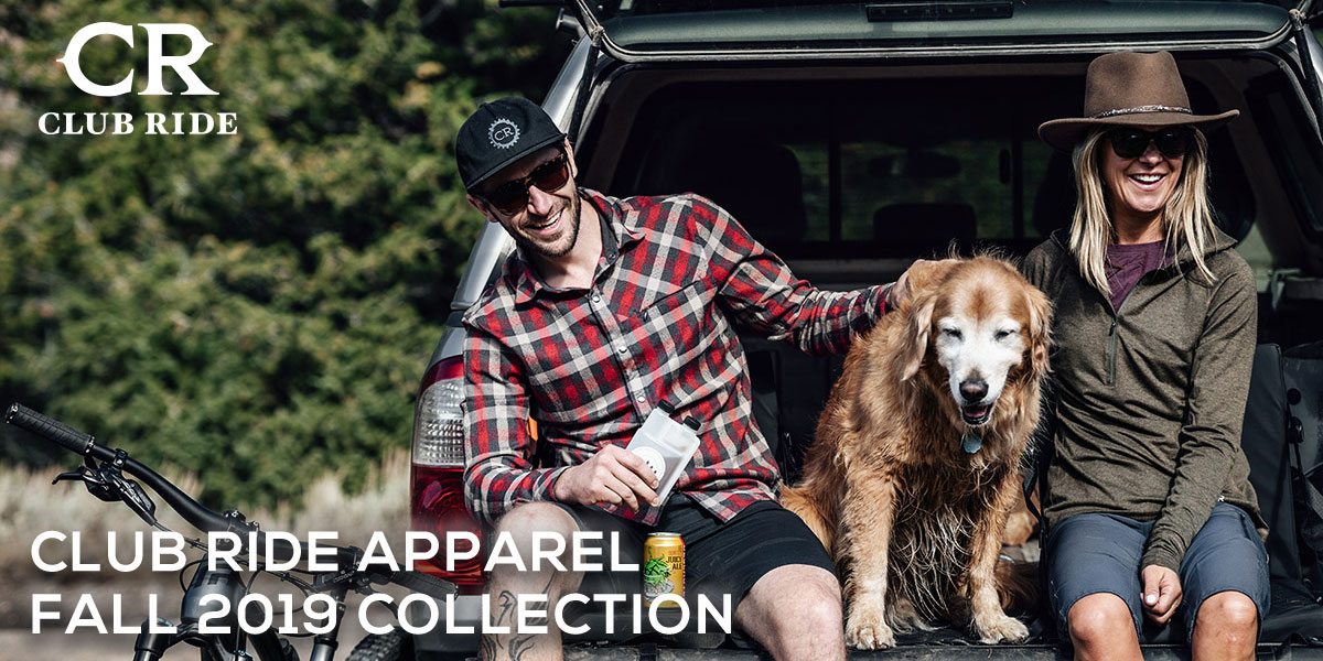 2019 Fall Flannels and Mountain Clothing from Club Ride Apparel - Singletracks Mountain Bike News