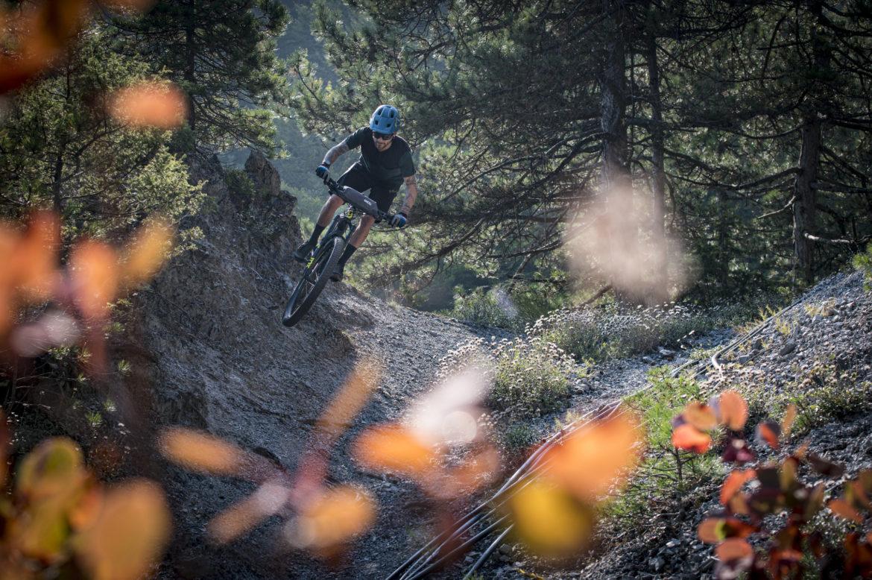 A Greek God's Eye View: Riding the Mount Olympus Trails With EVOC's Minimalist Bikepacking Bags - Singletracks Mountain Bike News