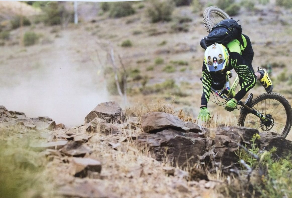 Need a Reason to Wear Pads When Mountain Biking? Here are 9 - Singletracks Mountain Bike News