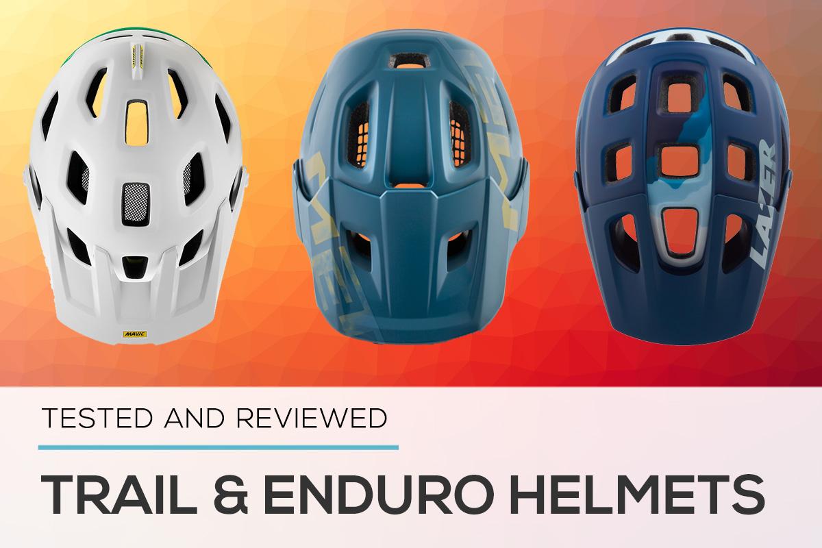 8 Half Shell Mountain Bike Helmets for Trail and Enduro Mountain Biking, Tested and Reviewed - Singletracks Mountain Bike News