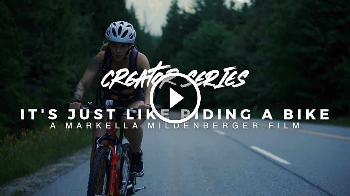 Watch: It's Just Like Riding A Bike - A New Rider Attempts MTB Stage Race - Singletracks Mountain Bike News