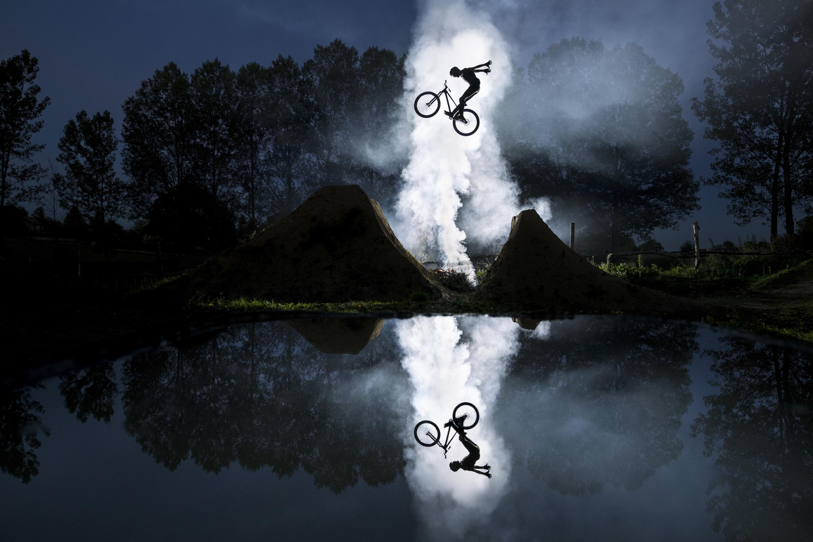 Mountain Bike Photographers Take Several Awards at Red Bull Illume - Here are the Shots - Singletracks Mountain Bike News