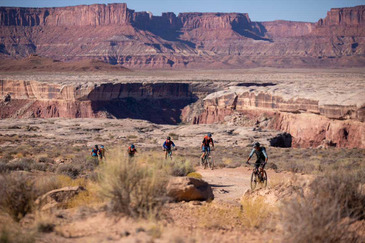Dirtying the Body and Cleansing the Mind on the White Rim Trail - Singletracks Mountain Bike News