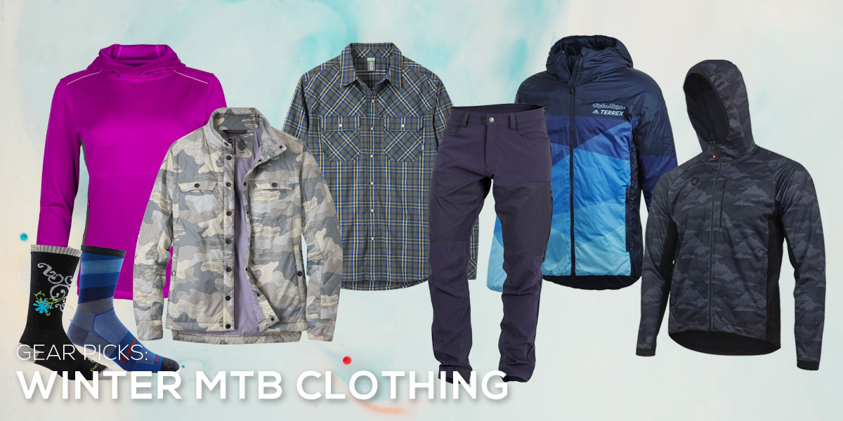 Winter Mountain Bike Clothing: Our Favorite Pieces, Best Values, and Exclusive Coupons - Singletracks Mountain Bike News