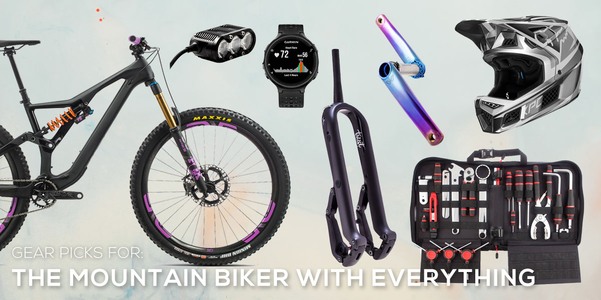 Gifts for the Mountain Biker that Has Everything - Singletracks Mountain Bike News