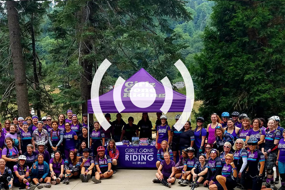 Girlz Gone Riding: Group Gets More Women Mountain Biking Together [Podcast] - Singletracks Mountain Bike News