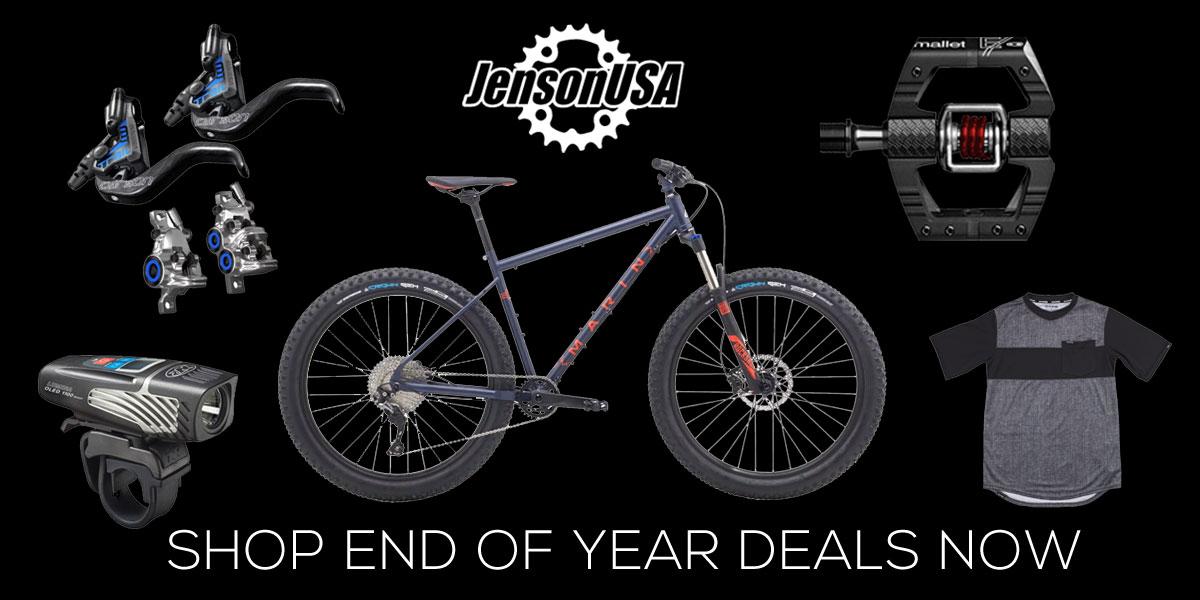 The Best MTB Black Friday Deals from JensonUSA - Singletracks Mountain Bike News