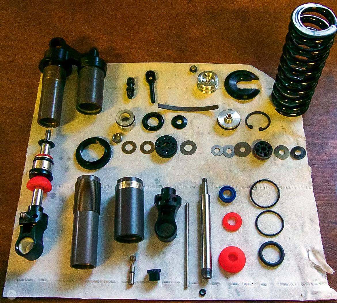 Suspension Dampers: A Beginner's Guide to What Goes on Inside - Singletracks Mountain Bike News