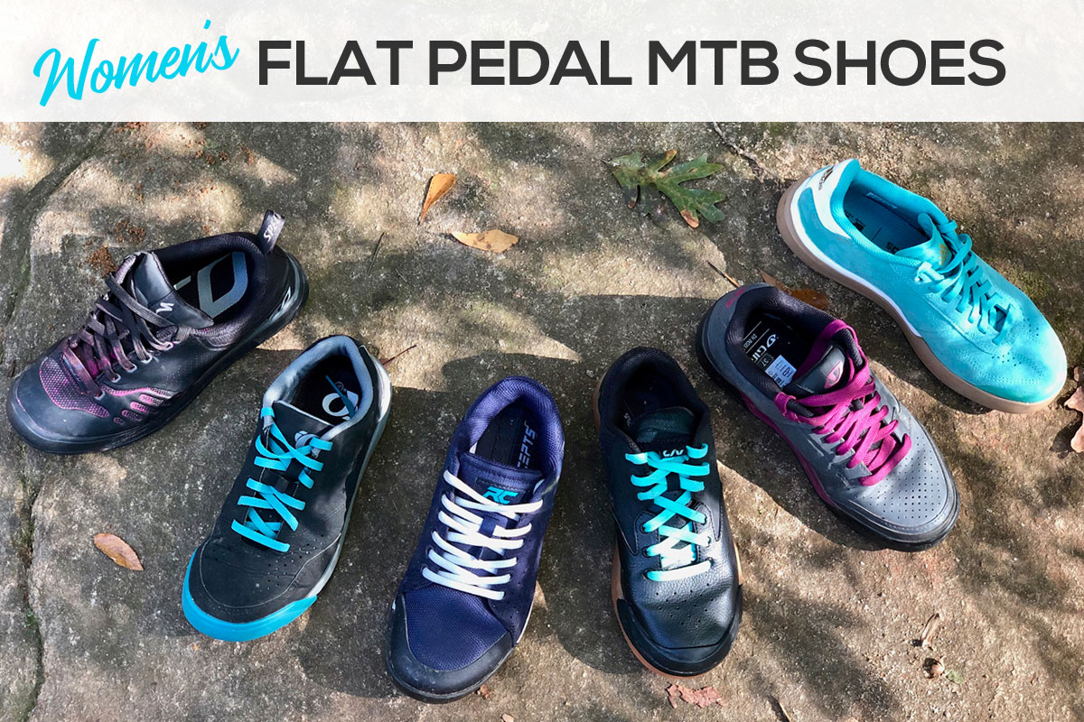 6 Women's Flat Pedal Mountain Bike Shoes, Tested - Singletracks Mountain Bike News