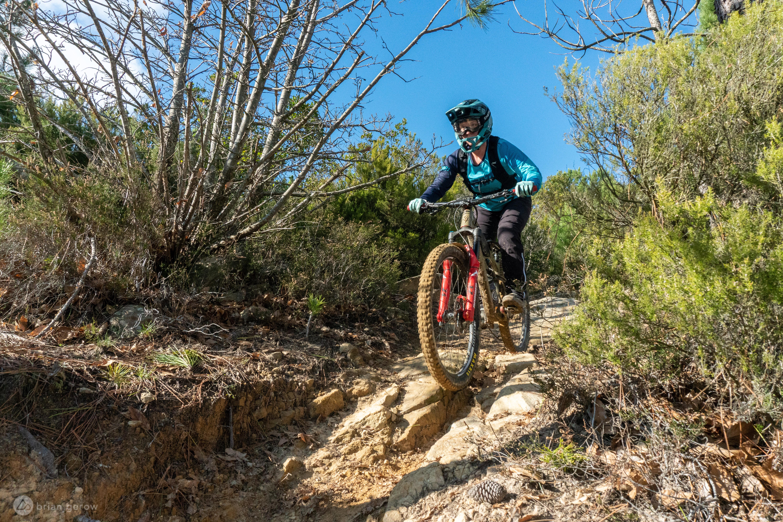 San Romolo, Italy Offers Warm, Winter Mountain Biking [Worldwide Shredlist]