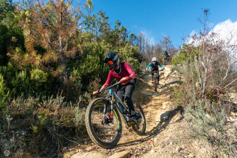 San Romolo, Italy Offers Warm, Winter Mountain Biking [Worldwide Shredlist] - Singletracks Mountain Bike News