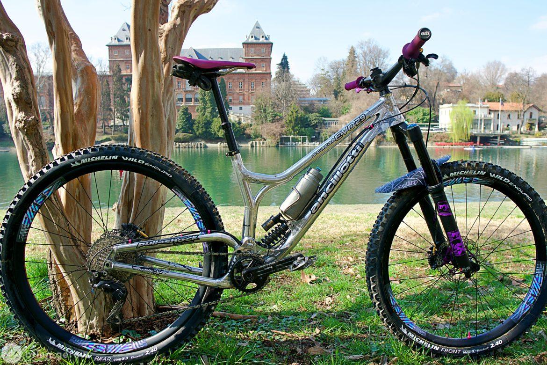 A Full Season Aboard a Handmade Ancillotti Scarab Evo 29 Enduro Bike [Review] - Singletracks Mountain Bike News