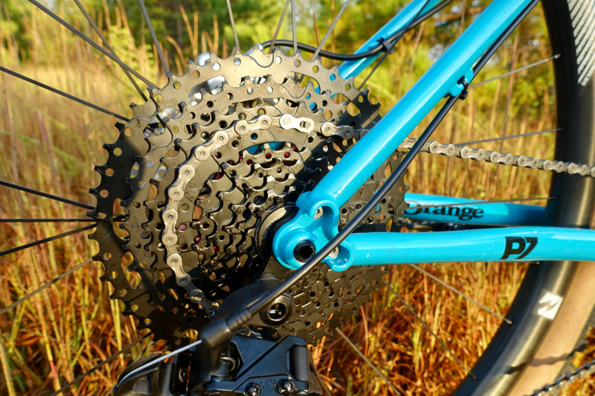 Box 9-speed Drivetrain Boasts Eagle Range, Lower Price [Review] - Singletracks Mountain Bike News