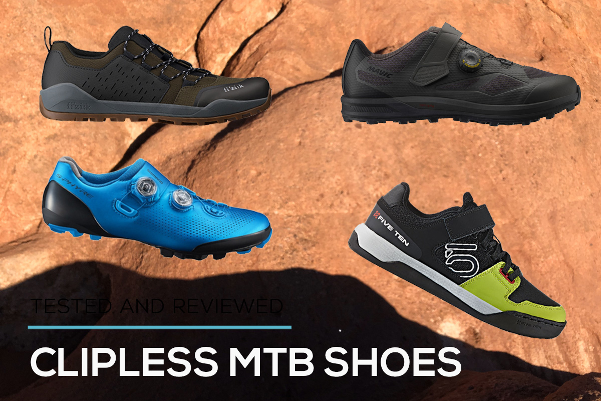 13 Clipless Mountain Bike Shoes, Tested and Reviewed - Singletracks Mountain Bike News