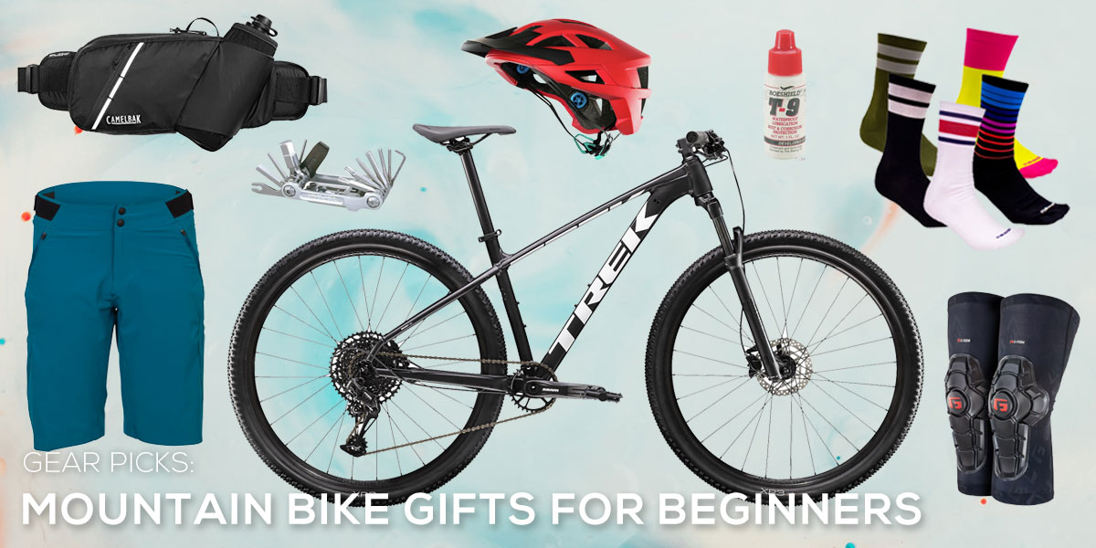 Mountain Bikers Beginners, Add These Items to Your Holiday Wish List - Singletracks Mountain Bike News
