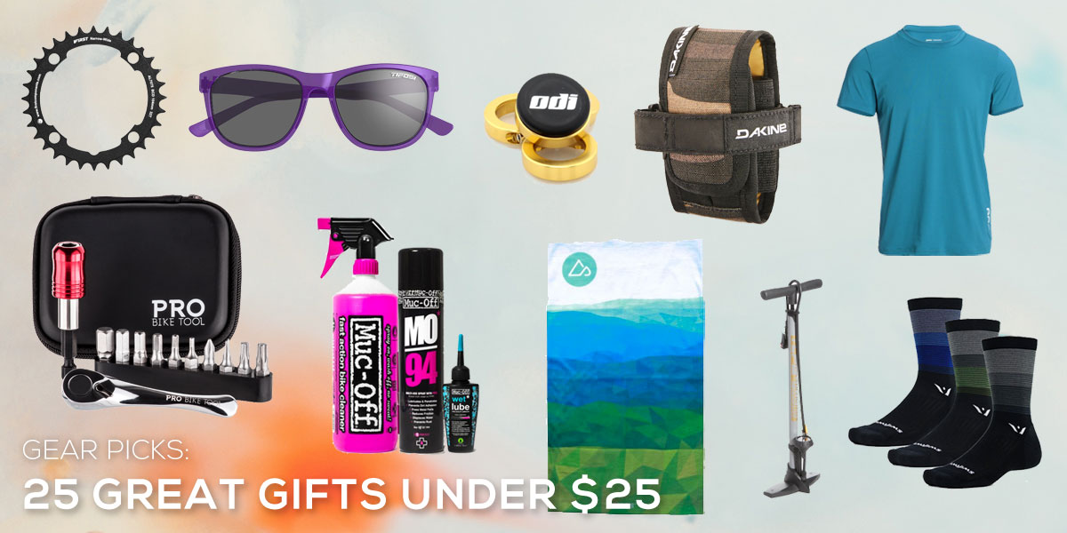 25 Great Mountain Bike Gear Picks Under $25 - Singletracks Mountain Bike News