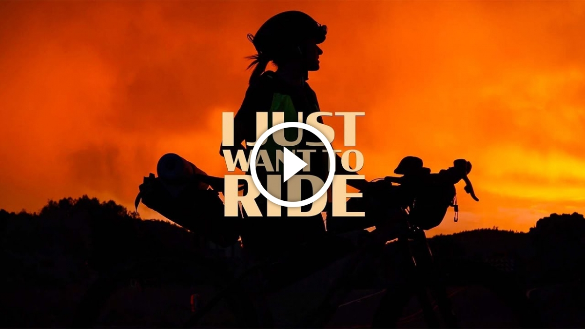 Watch: I Just Want To Ride - Lael Wilcox and the 2019 Tour Divide - Singletracks Mountain Bike News