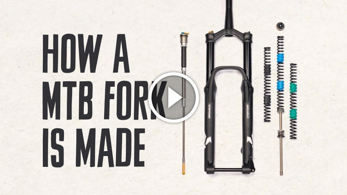Watch: How a Mountain Bike Fork is Made - The new Formula Selva C Coil Fork - Singletracks Mountain Bike News