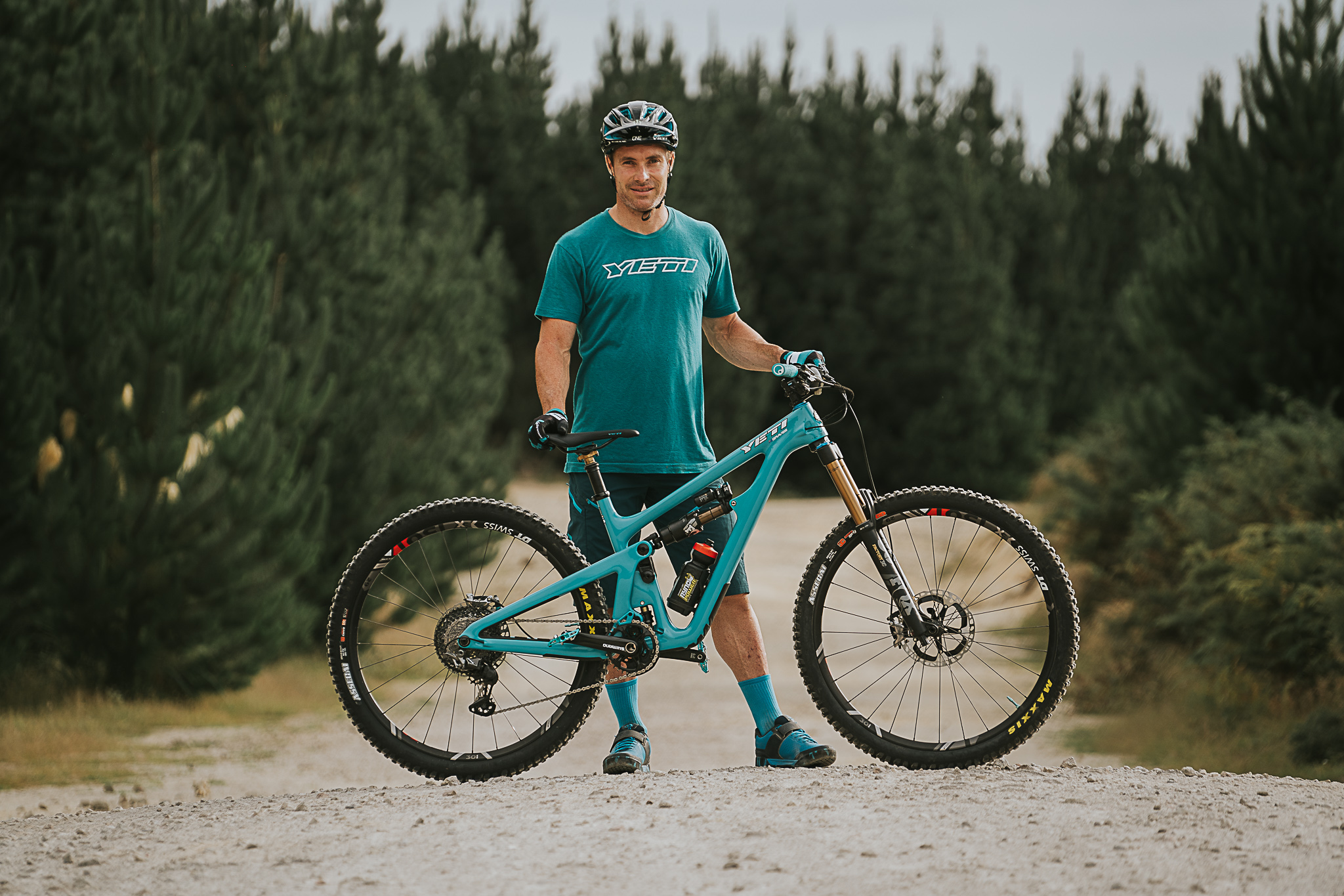 Jared Graves Returns to Yeti Cycles, Will Race Again Cancer-Free at Select EWS Events - Singletracks Mountain Bike News