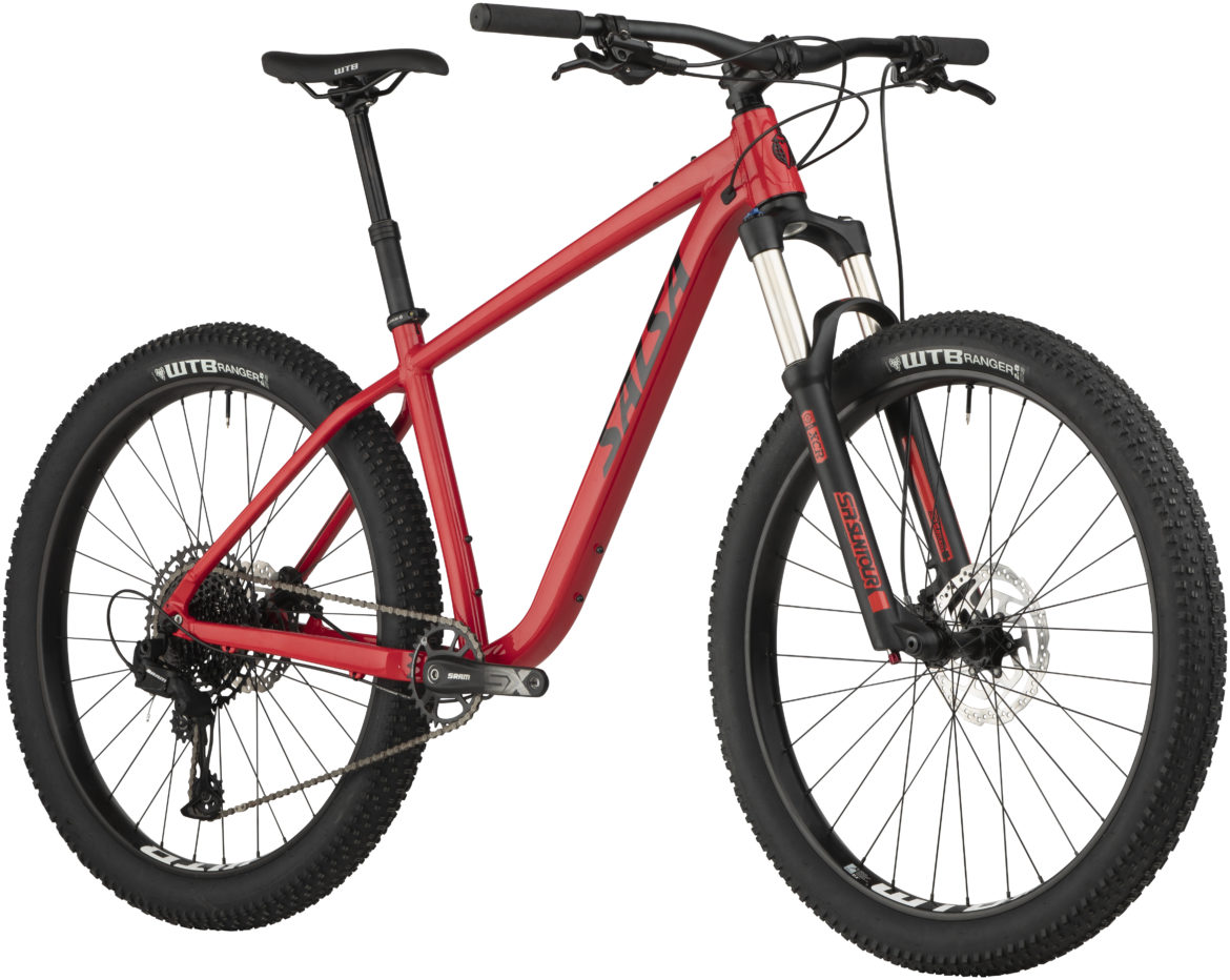 Under $2,000: Salsa Announces New Rangefinder Hardtail Mountain Bike, Updates Timberjack Builds - Singletracks Mountain Bike News