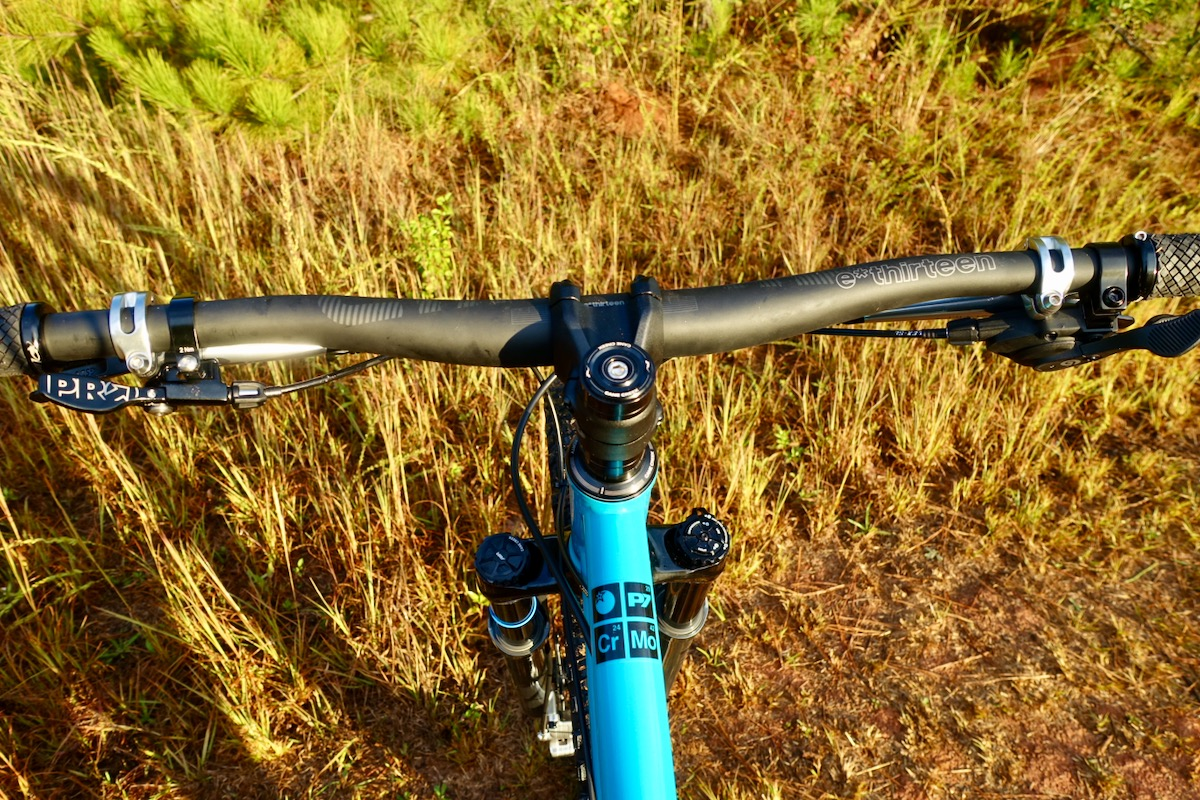 How Wide are Your Mountain Bike Handlebars? - Singletracks Mountain Bike News