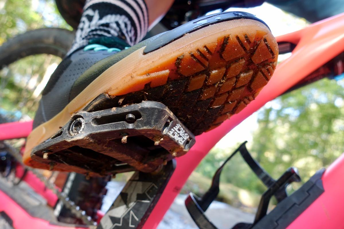Flat Pedal Fantastic: Exploring the Benefits of Mountain Biking Unclipped - Singletracks Mountain Bike News