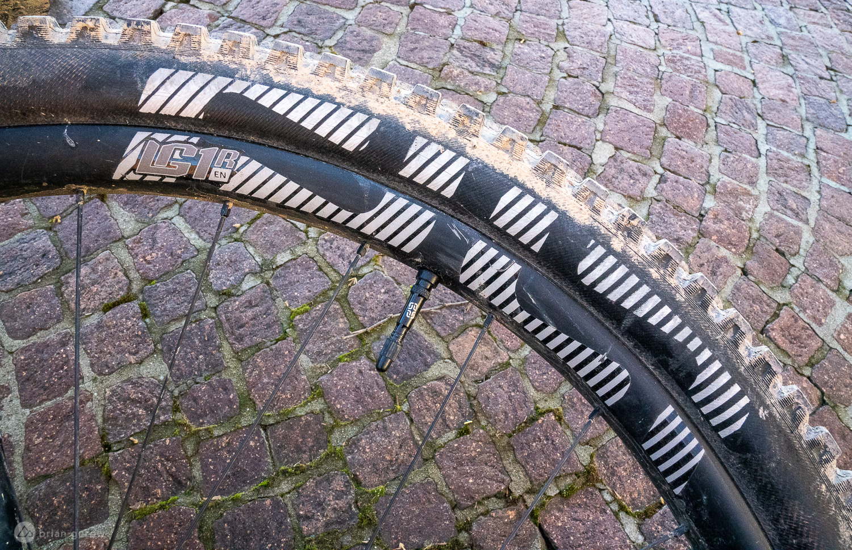 E*thirteen LG1 Race Tires Have A Rubik's Cube Like Profile [Review] - Singletracks Mountain Bike News