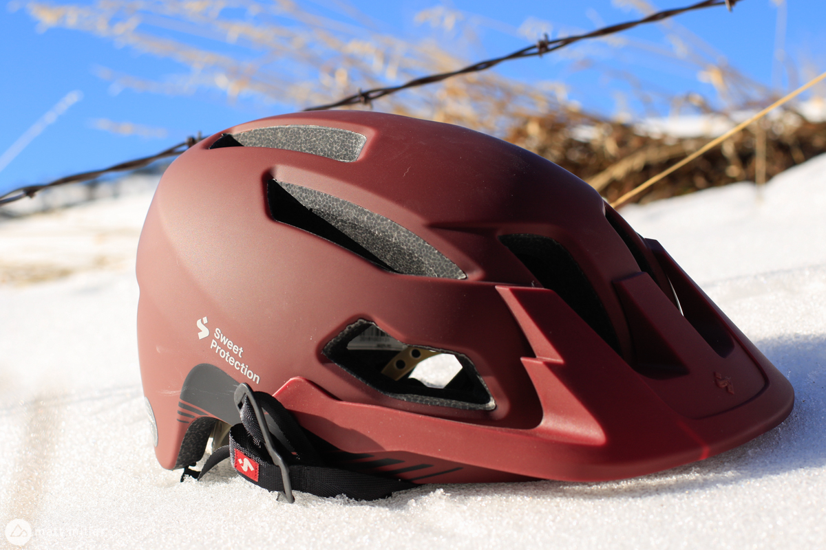 Sweet Protection Dissenter MTB Helmet Provides Quality Protection at a Good Price - Singletracks Mountain Bike News