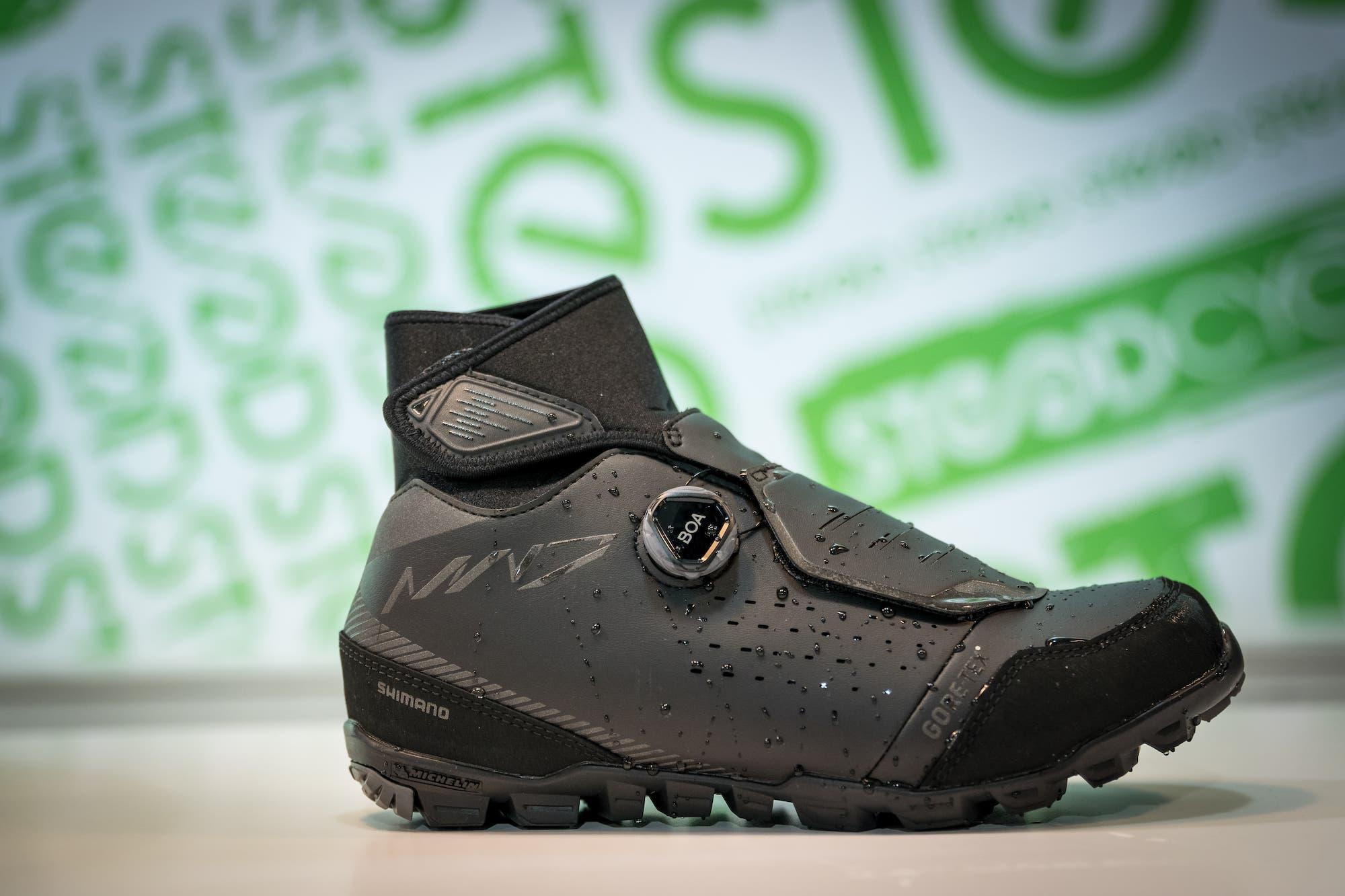 Shimano MW7 Winter Mountain Bike Shoe