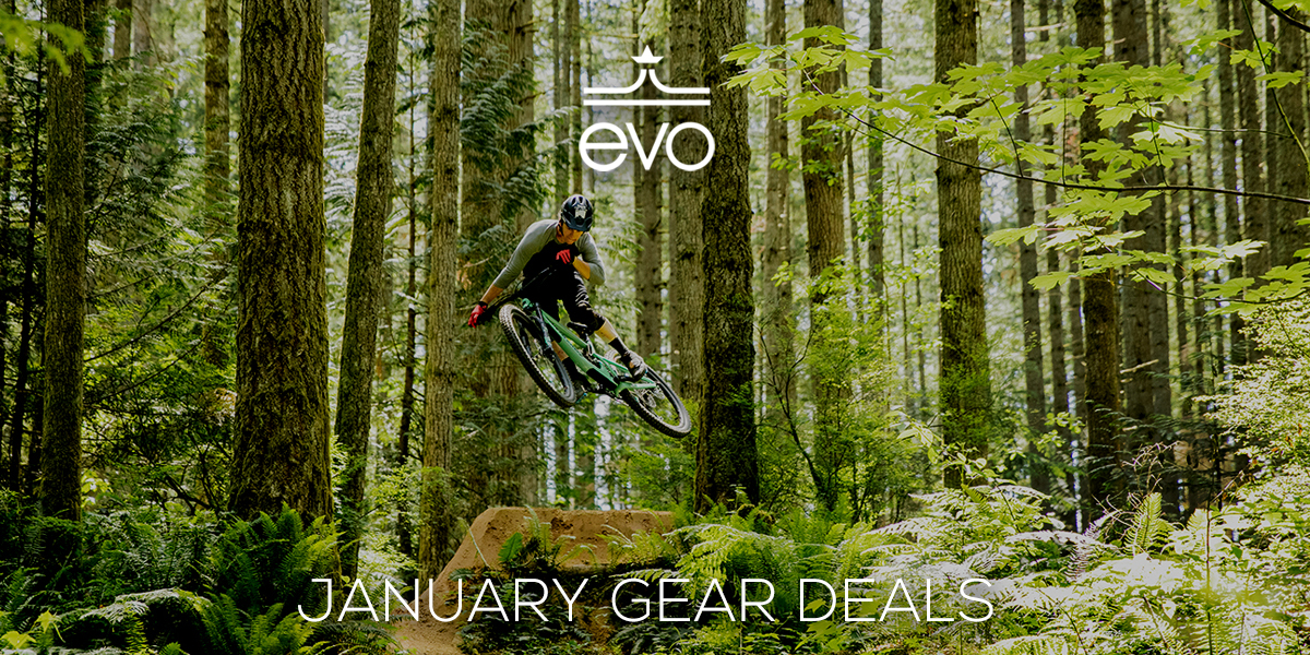 January Mountain Bike Gear Picks from evo.com - Singletracks Mountain Bike News