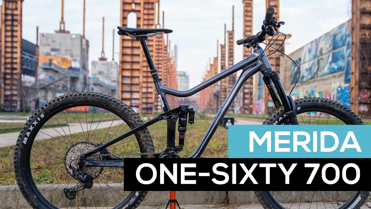 Merida One-Sixty 700 All Mountain Bike Review [Video] - Singletracks Mountain Bike News