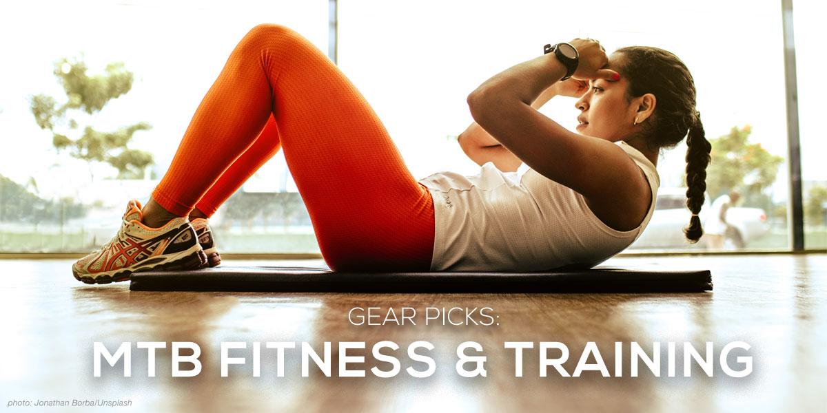 Mountain Bike Fitness and Training [Gear Picks] - Singletracks Mountain Bike News