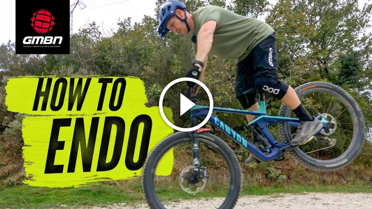 Watch: How to Properly Endo a Mountain Bike, On Purpose [MTB Skills] - Singletracks Mountain Bike News
