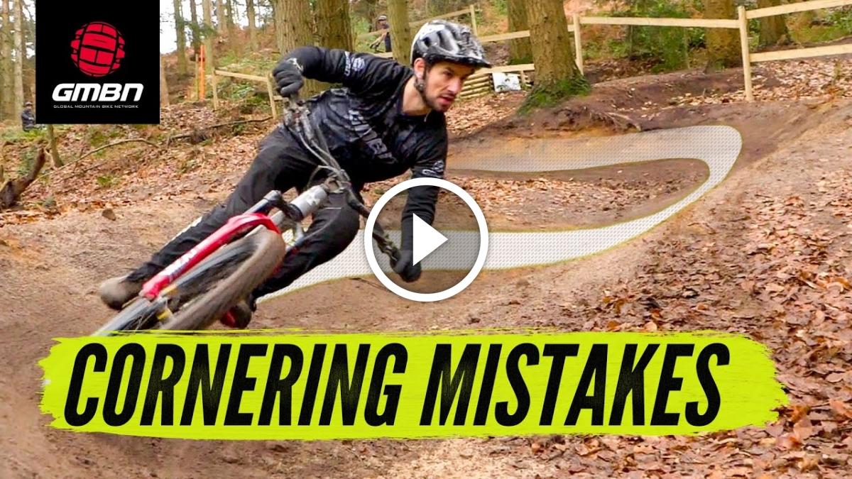 How To Improve Your Mountain Bike Cornering [Video] - Singletracks Mountain Bike News