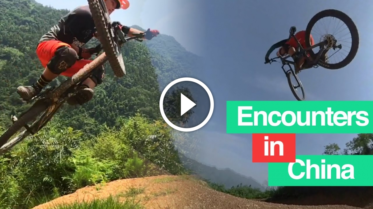 Keith and Ding Build a Bike Park in China [Video] - Singletracks Mountain Bike News