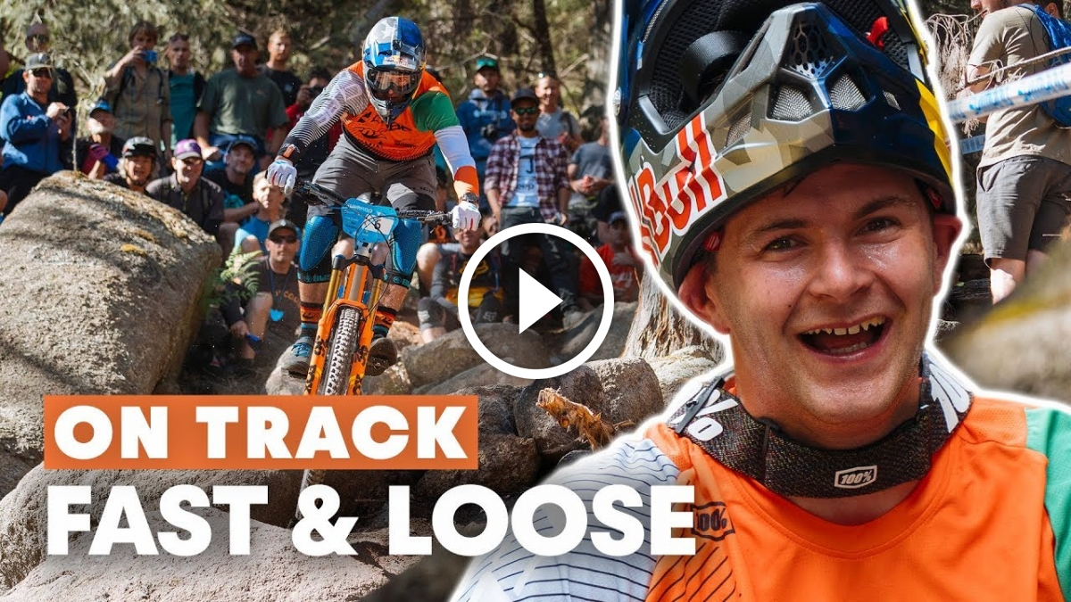 Watch: Going Pro in Enduro MTB - On Track with Greg Callaghan - Singletracks Mountain Bike News