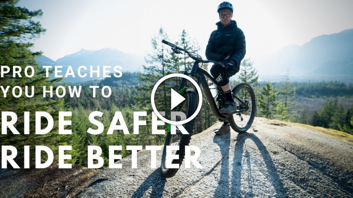 Watch: Managing the Risk - How to Mountain Bike Safer, Smarter, and Better - Singletracks Mountain Bike News