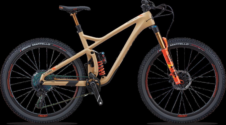 The Jamis Portal and Hardline Mountain Bikes get the Carbon Fiber Treatment - Singletracks Mountain Bike News