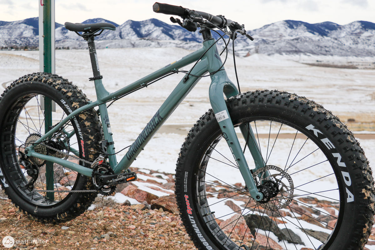 The Diamondback El Oso Dos is all the Fat Bike you Need [Review] - Singletracks Mountain Bike News