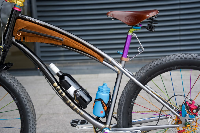 The Bike of your Weirdest Dreams, Dirt Rag Dirt Fest Takes on a New Identity, and New MTB Gear [News Mix] - Singletracks Mountain Bike News