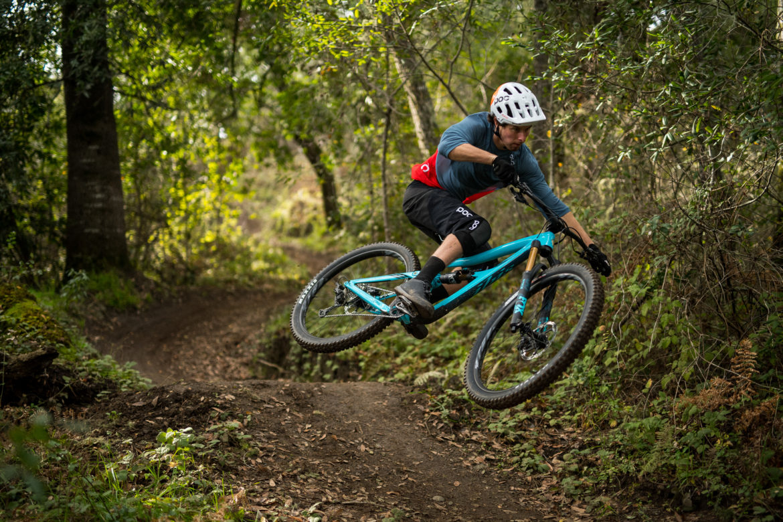 The Carbon Ibis Ripmo V2 Incorporates Updates from Last Year's Aluminum Version - Singletracks Mountain Bike News