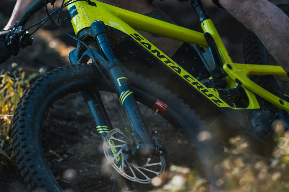 Santa Cruz Re-releases the Heckler as an Electric Mountain Bike - Singletracks Mountain Bike News