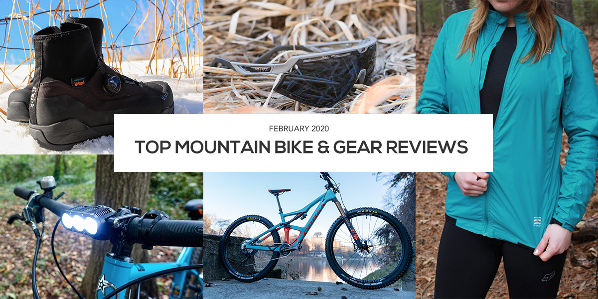 Mountain Bikes and Gear We Reviewed in February - Singletracks Mountain Bike News