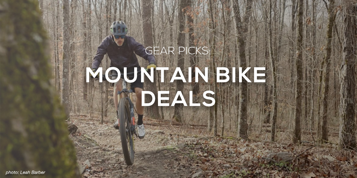 February MTB Deals: $3,100 Carbon Enduro Bike, a $60 GPS, and More - Singletracks Mountain Bike News