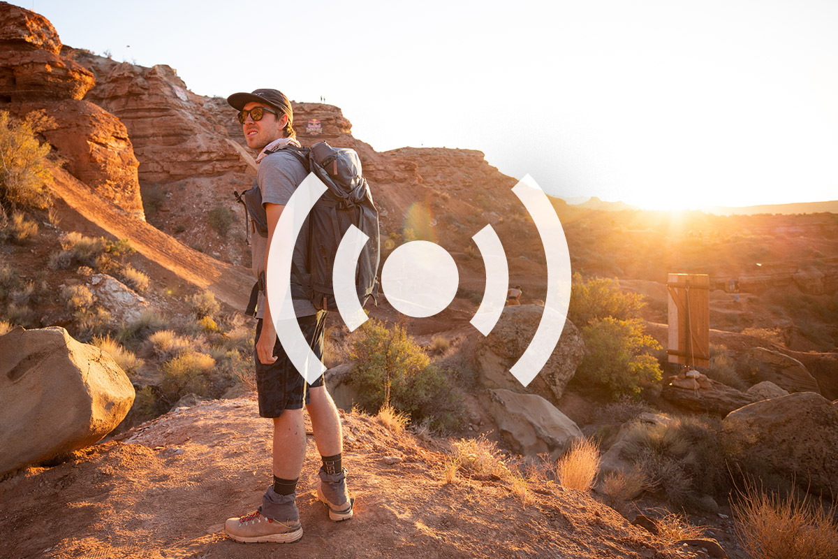 Pro Mountain Bike Photographer Paris Gore [Podcast] - Singletracks Mountain Bike News