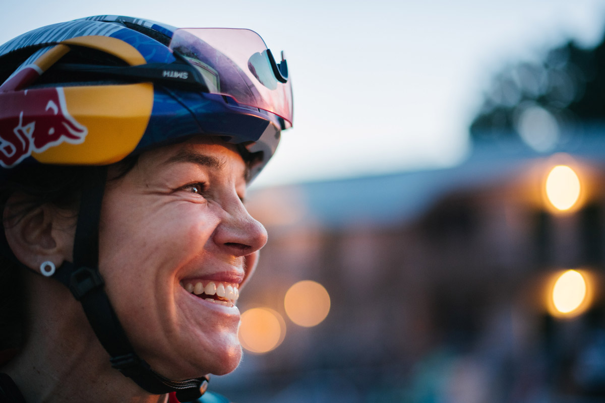 Rebecca Rusch on Facing Challenges, Doing Good in the World [Podcast] - Singletracks Mountain Bike News