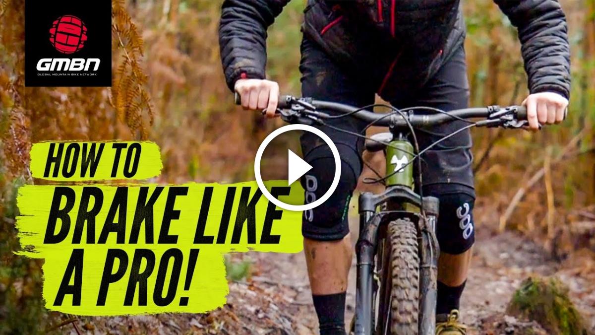How To Use Your Brakes Like A Pro Mountain Biker [Video] - Singletracks Mountain Bike News